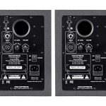 Monoprice Stage Right 5-inch Powered Studio Multimedia Monitor Speakers (pair) – (605500) 2