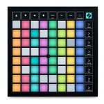 Novation Launchpad X Grid Controller for Ableton Live w/Headphones and Knox 3.0 4 Port USB Hub Bundle (3 Items) 1