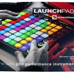Novation LAUNCHPAD S MK2 MKII MIDI USB RGB Controller Pad+Mic+Cable+Headphones Bundle 2