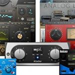 PreSonus AudioBox 96 Audio Interface Full Studio Bundle with Studio One Artist Software Pack, ATOM MIDI/Production Pad Controller, Eris E3 Pair 2-Way Monitors and 1/4″ TRS to TRS Instrument Cable 3