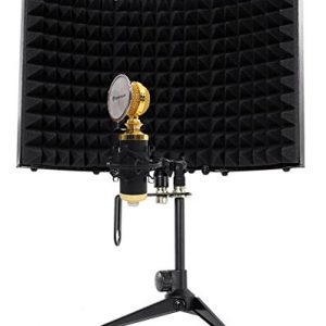 Rockville Pro Studio Recording Condenser Microphone