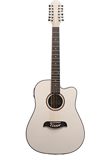 Oscar Schmidt 12-Strings Acoustic Electric Guitar