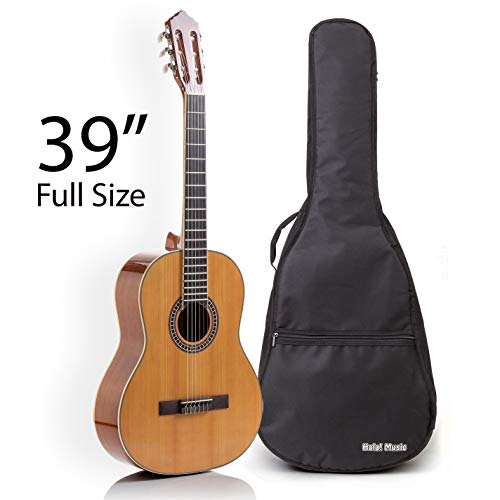 Classical Guitar with Soft Nylon Strings by Hola!