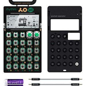 Teenage Engineering Pocket Operator Rhythm Drum Machine Bundle