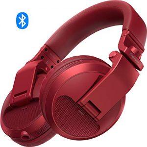 Pioneer DJ DJ Headphones, Red