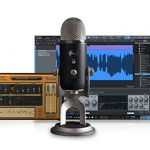 Blue Yeti Pro Studio All-In-One Pro Studio Vocal System with Recording Software 1
