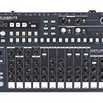 Arturia DrumBrute Drum Machine Bundle with Audio-Technica ATH-M20x Headphones (2 Items) 1