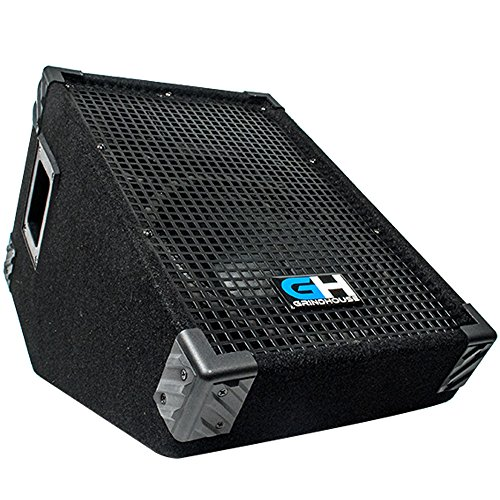 Grindhouse Speakers - 10 Inch Passive Wedge Floor / Stage Monitor