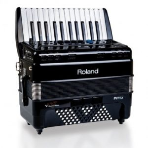 Roland V-Accordion Lite with 26 Piano Keys and Speakers
