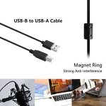 USB Microphone Kit 192KHZ/24BIT Plug & Play MAONO AU-A04 USB Computer Cardioid Mic Podcast Condenser Microphone with Professional Sound Chipset for PC Karaoke, YouTube, Gaming Recording 3