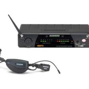 Samson AirLine Wind Instrument True Diversity UHF Wireless System