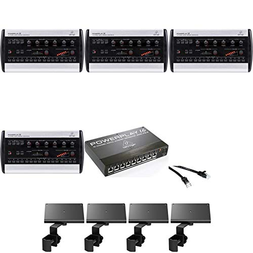 Behringer Meters Personal Mixing System with Distribution Module