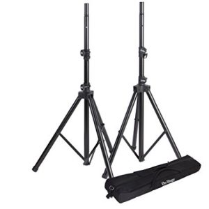On-Stage Tripod Speaker Stand Package with Bag