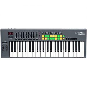 Novation Launchkey 49, 49-key USB/iOS MIDI Keyboard Controller
