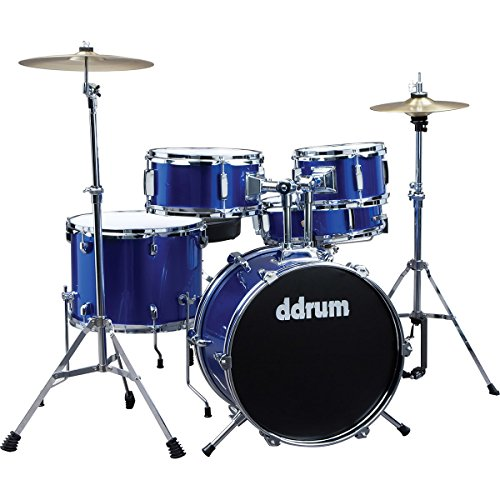 ddrum Junior Complete Drum Set with Cymbals
