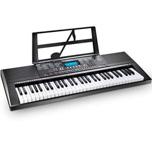 Electric Keyboard Piano 61-Key, Ohuhu Digital Musical Piano Keyboard