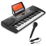 Hamzer 61-Key Electronic Keyboard Portable Digital Music Piano