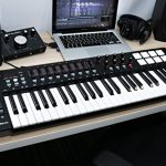 M Audio Oxygen 49 IV | 49 Key USB/MIDI Keyboard With 8 Trigger Pads & A Full Consignment of Production/Performance Ready Controls 3
