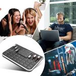 VALINKS F9 Portable Live Sound Card Mobile Phone Live Broadcast Karaoke Voice Changer with 4 Variants Tones Mixers Sound Card Live for Dodge MC Reverb KTV and Soundtrack 1