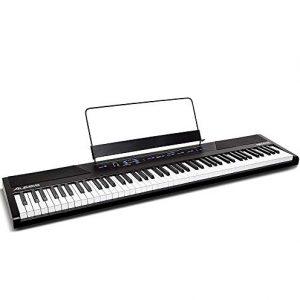 Alesis Recital | 88 Key Beginner Digital Piano / Keyboard