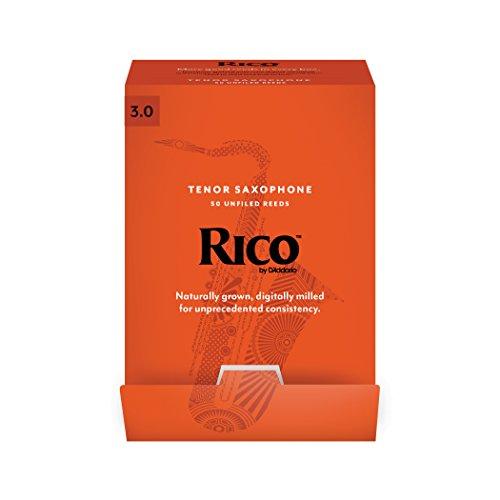 Rico Tenor Sax Reeds, Strength