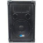 Grindhouse Speakers – GH8L – Passive 8 Inch 2-Way PA/DJ Loudspeaker Cabinet  – 500 Watt Full Range PA/DJ Band Live Sound Speaker 1