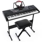 Joy 61-Key Standard Keyboard Kit Including USB Music Player Function