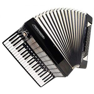 Almost Unused! Weltmeister Stella, 120 Bass, German Piano Accordion