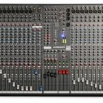 Allen & Heath Mic/Line, 4 Bus Live Sound Mixer with USB Interface