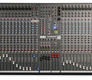 Allen & Heath Mic/Line, 4 Bus Live Sound Mixer with USB Interface