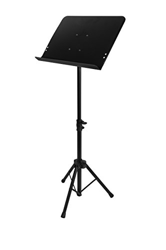 On-Stage Professional Grade Folding Orchestral Sheet Music Stand