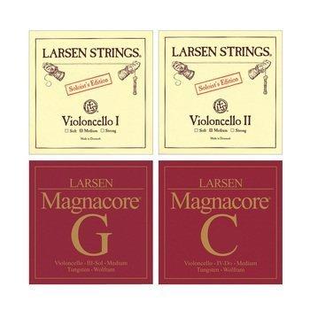Larsen Magnacore Soloist 4/4 Cello String Set