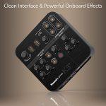 Creative Sound Blaster K3+ USB Powered 2 Channel Digital Mixer AMP/DAC/, Digital Effects XLR Inputs with Phantom Power / TRS / Z Line Inputs 3