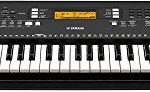 Yamaha PSR-EW300 76-Key Portable Keyboard with Power Supply 2