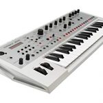 Roland JD-Xi Interactive Analog/Digital Crossover 37-key Synthesizer, white, WH 2