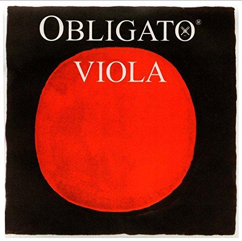 """Pirastro Obligato up to 16.5"""" Viola String Set"""