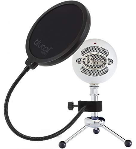Blue Microphones Snowball USB Condenser Microphone