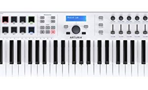 Arturia KeyLab Essential   61 Key MIDI Controller Keyboard