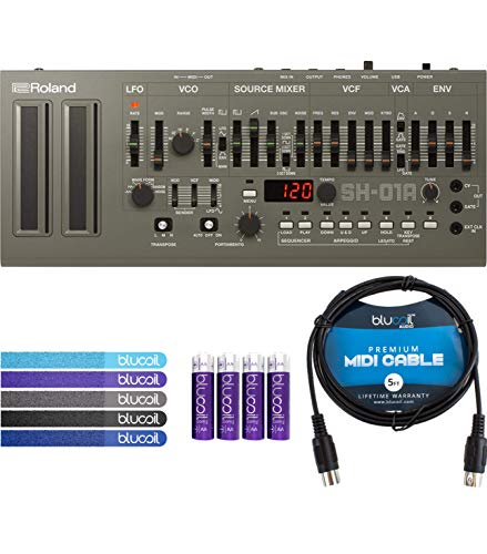 Roland Sound Module with Integrated Arpeggiator, Sequencer Bundle