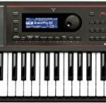 Roland Lightweight, 61-note Synth-action Keyboard
