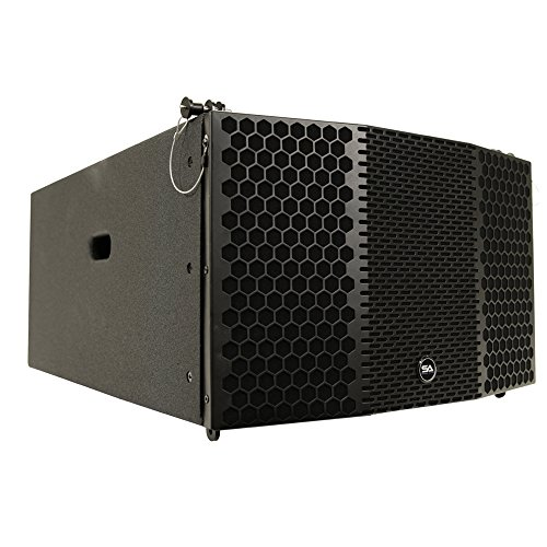 Seismic Audio Compact 3 x 10 Line Array Subwoofer PA/DJ Band Live