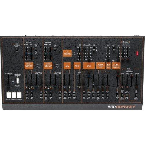 Korg Odyssey Module Black/Orange
