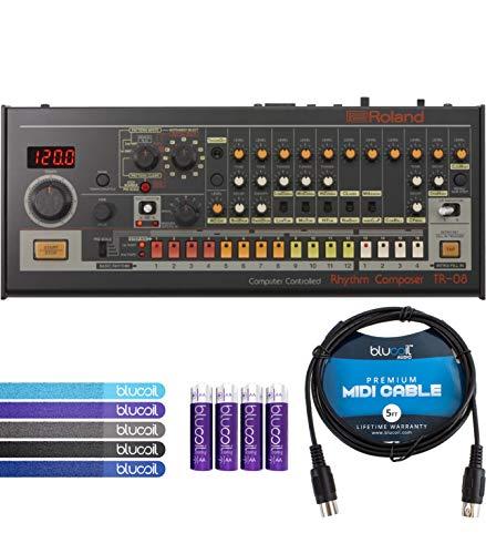 Roland TR-08 Rhythm Composer Sound Module Bundle