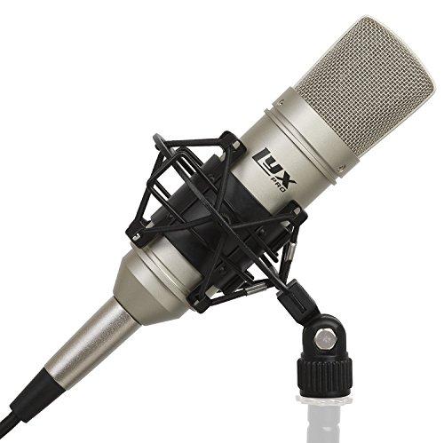 LyxPro Cardioid Condenser Studio Microphone