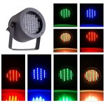 CO-Z 8pcs DMX Controlled LED Stage Lights, 86 RGB Sound Activated Par Stage Effect Lighting for DJ Home Party Festival Bar Club Wedding Church Uplighting 1