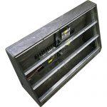 Pittsburgh Modular Structure EP-420 420hp Desktop Eurorack Enclosure w/ 10 Cables 2