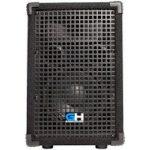 Grindhouse Speakers – GH6L-Pair – Pair of Passive 6 Inch 2-Way PA/DJ Loudspeaker Cabinets  – 400 Watt each Full Range PA/DJ Band Live Sound Speaker 2