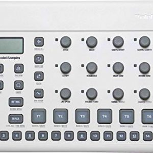 Elektron Model:Samples Six Track Sample Based Groovebox