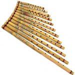 Egyptian Kawala Qawwāl Ney Nay Flute Woodwind FULL Set 12 pcs ALSAID BAYOMY