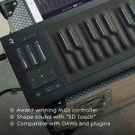 ROLI Seaboard Rise 49 Key Keyboard Controller